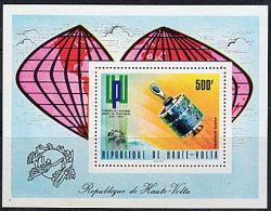 A5399 UPPER VOLTA 1974,  Centenary Universal Postal Union (UPU),  MNH - Upper Volta (1958-1984)