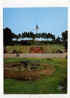 CP 10*15/KP274/CENTRE DE FORMATION MARINE  D HOURTIN LA COUR D HONNEUR VOIR SCAN DECOUPIS SUR HAUT  1967 - France