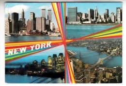 Etats Unis - New York City - Multi-vues, Vues Panoramiques