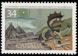 CANADA - Scott #1104 Exploration Of Canada / Mint NG Stamp - 1952-.... Reign Of Elizabeth II