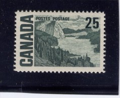 CANADA 1967, # 465,  CENTENNIAL DEFINITIVES,  MNH - 1952-.... Règne D'Elizabeth II