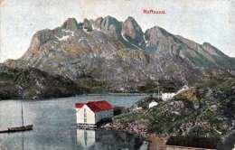 RAFTSUND (Norwegen) 1907 Gel.nach Kitzbühel - Norwegen