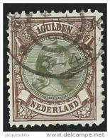 Nederland              NVPH     46           O                  Gebruikt - Usati