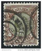 Nederland              NVPH     46           O                  Gebruikt - Periode 1891-1948 (Wilhelmina)