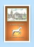 CP AC 50377 - CARTE POSTALE DESSIN Avec Signe Du Zodiaque CAPRICORNE - 50 MONTEBOURG - Non Classés
