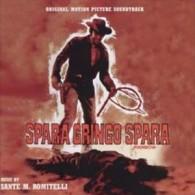 Cd Spara, Gringo, Spara Soundtrack Sante Maria Romitelli GDM Music Limited Edition - Musique De Films
