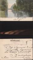 173) CHELTENHAM BOATING LAKE VIAGGIATA 1904 - Cheltenham