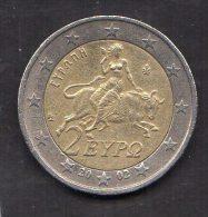 2 Euri Grecia 2002 - Greece