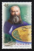 CANADA - Scott #1963 Sir Sandford Fleming / Mint NH Stamp - 1952-.... Reign Of Elizabeth II
