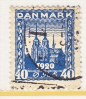 DENMARK    160   (o) - Used Stamps