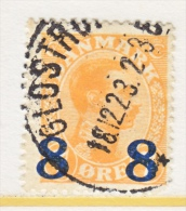 DENMARK    161   (o) - Used Stamps