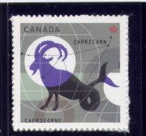 CANADA, 2013,  2458,   SIGNS OF ZODIAC:  CAPRICORN, CAPRICORNE  MNH - Carnets