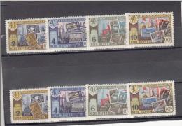 Rusia Nº 2448 Al 2451 - 2 Series - Unused Stamps