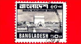 BANGLADESH - USATO - 1981 - Moschea - Baitul-Mukkarram Mosque - 50 - Bangladesh