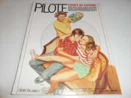 PILOTE MENSUEL 70/ BE - Pilote