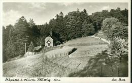 Kapelle Bei Kurhaus Plättig Sw Kleinformat - Bühlertal