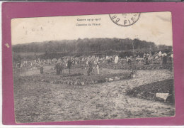 54.- Cimetière De PETAND - Francia