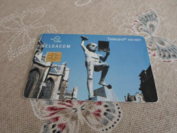 BELGIUM - nice phonecard as on photo