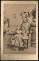 CINA (China): Manciu Lady - Cina