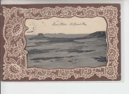ILLE Et VILAINE - ST MALO - Le Grand Bey  - Carte Gauffrée - Saint Malo