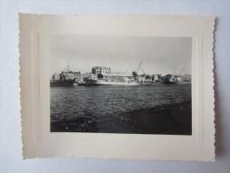 PHOTO PHOTOS PHOTOGRAPHIE Bretagne Saint Malo Port Bateau Le Saint Murcet Du Havre - Lieux