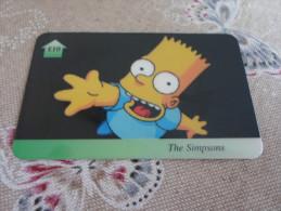 BELGIUM + other countries - nice prepaid phonecard (2 photos)