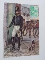 Postmuseum - Paardenpostmeester Brussel ( Détails Zie Foto´s ) ! - Poste & Facteurs