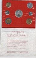 PIA - VATICANO - 1991 : Serie Monete Anno XIII° Pontificato Di Giovanni Paolo II - 47.000  Serie - Vatican