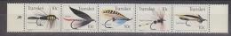 Transkei 1982 Fly Fishing Strip 5v ** Mnh (21887A) - Transkei