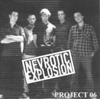 NEVROTIC EXPLOSION - Project 06 - LP - MASS PROD - PUNKAHONTAS - PUNK - Punk