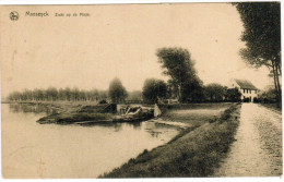 Maaseik, Maeseyck, Zicht Op De Maas (pk20217) - Maaseik