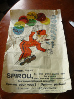 The Collector Collection Affiche Poster  SPIROU ROB-VEL 1938 Dupuis - Fumetti (altri Lingue)