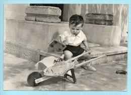 Cartolina - Giocattoli, Bambino - Cartoline