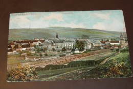 Kloster Ebrach  Westansicht Bahnpost Stempel Bamberg - Ebrach 1909 #AK 5650 - Ohne Zuordnung