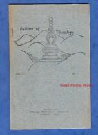 Livret De 1973 - Bulletin Of TIBETOLOGY - Namgyal Institute , Gangtok Sikkim India - Vol. X N°2 - Buddhism Tibet Chine - Culture