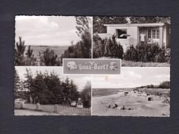 Schoenberg / Holst. Strand Kalifornien Haus Bert' L (Foto Exner) - Schoenberg