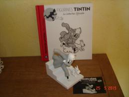 EDITION MOULINSART   HORS SERIE    TITIN EN ACTION ET MILOU EN BELGIQUE DANS TINTIN ET L'OREILLE CASSEE - Tintin