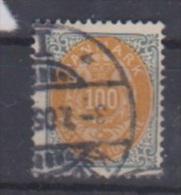 Danemark //  N 29 A   //  100 Ore Gris Bleu //  Oblitéré  // Côte 17.5 € - 1864-04 (Christian IX)