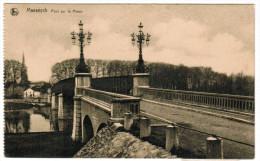 Maaseik, Maeseyck, Pont Sur La Meuse (pk20242) - Maaseik