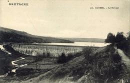 GLOMEL - CÔTES D´ARMOR  (22)  - PEU COURANTE CPA. - France