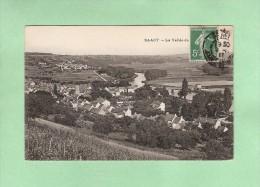 * CPA..dépt 77..SAACY Sur MARNE :  La  Vallée De La Marne..Scan A   : Voir Les  2 Scans - France