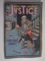 COMICS BOOK - PORTUGUESE PORTUGAL BRASIL BRASILEIRO JUSTICE - Cómics (otros Lenguas)