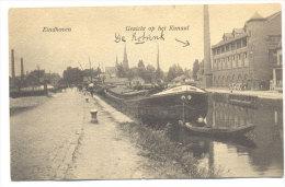 Eindhoven - Gezicht Op De Haven 1915 - Eindhoven