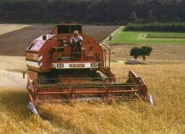 Mähdrescher Firma Fahr Landwirtschaft Traktoren Getreide Brot MB - Tractores