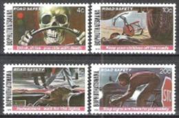 Bophuthatswana Südafrika RSA 1978 Transport Verkehr Sicherheit Straßenverkehr Verkehrssicherheit, Mi. 25-8 ** - Bophuthatswana