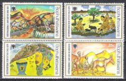 Bophuthatswana Südafrika RSA 1979 Organisationen Vereinte Nationen UNO ONU UNICEF Kinder Familie, Mi. 43-6 ** - Bophuthatswana