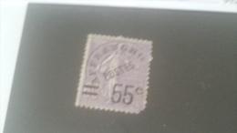 LOT 259590 TIMBRE DE FRANCE OBLITERE N�47 VALEUR 70 EUROS DEPART A 1 €