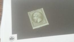 LOT 259639 TIMBRE DE FRANCE NEUF(*) N°19 VALEUR 70 EUROS  DEPART A 1 € - 1862 Napoleon III