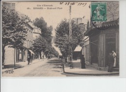 ILLE Et VILAINE - DINARD - Boulevard Féart - Dinard