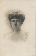 Reine De Belgique Secours Aux Belges Comité De Lyon Poème Joseph Serre Pour La Reine Fete Le 19/11/1914 - Belgium